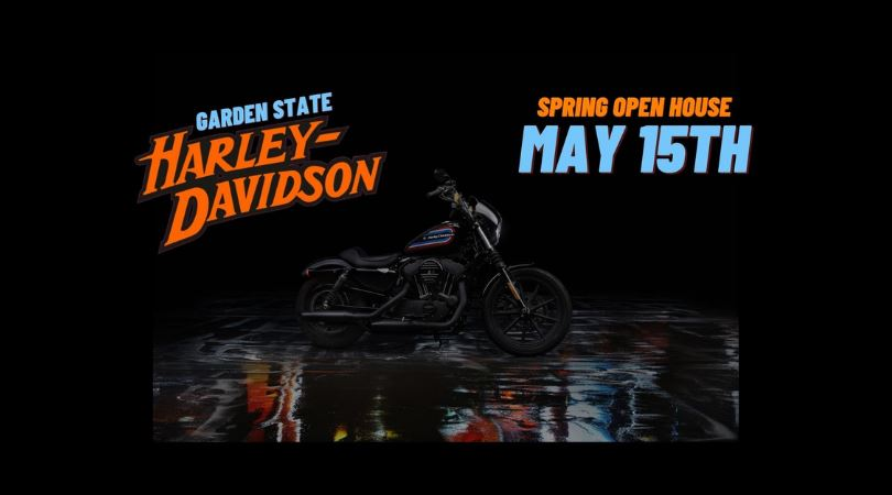 177306806 2238304162968822 599812420942526240 n - Spring Open House at Garden State Harley Davidson