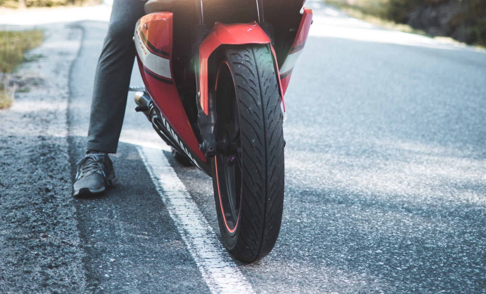 Is Lane Splitting Legal for Motorcycles in New Jersey?