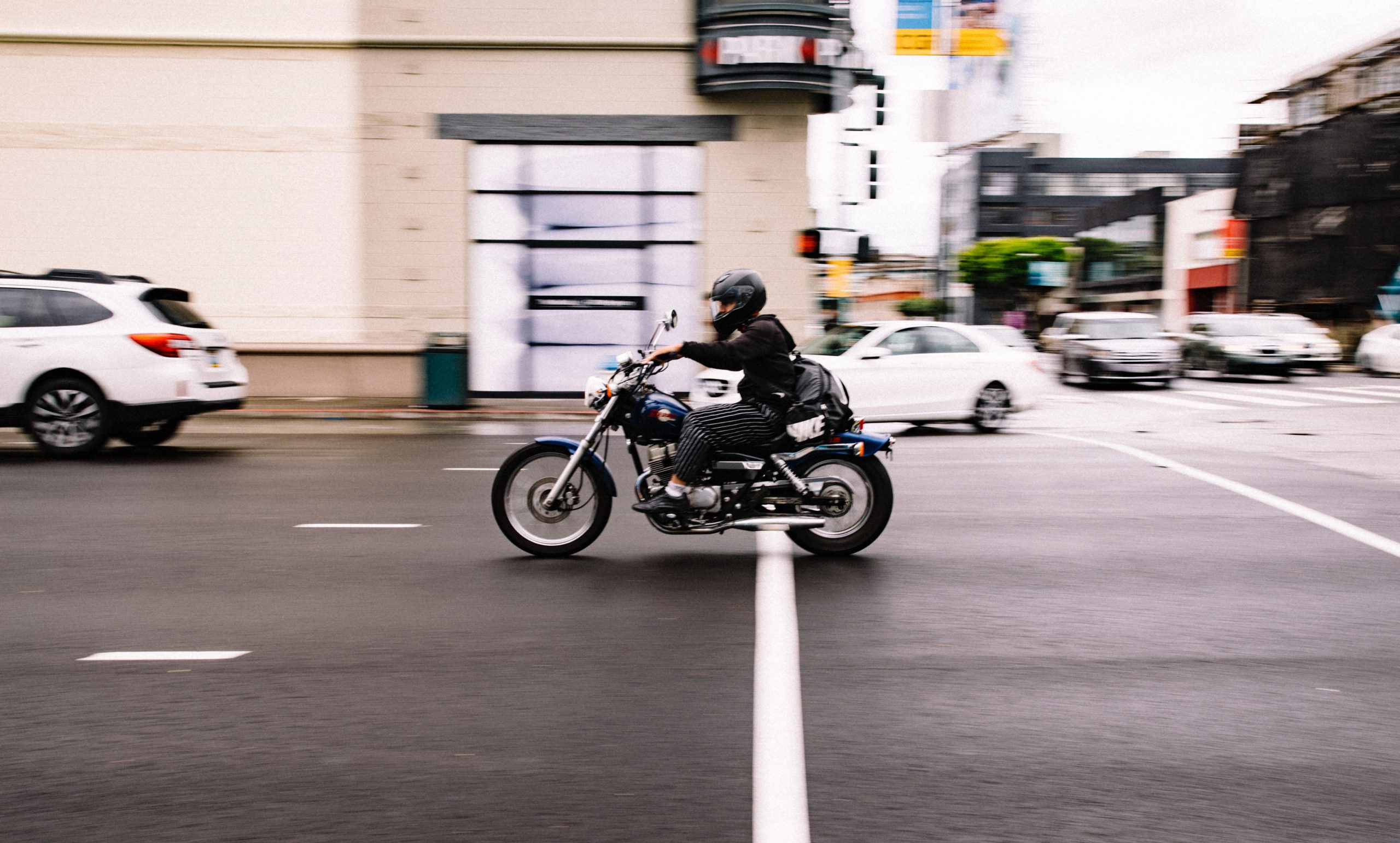 Can You Sue for Pain and Suffering After a Motorcycle Accident in NJ?