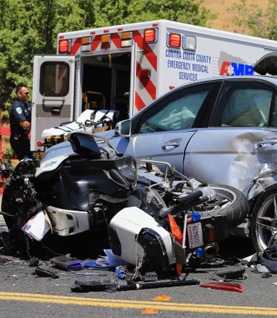 How Long Should Your Back Hurt After a Motorcycle Accident?