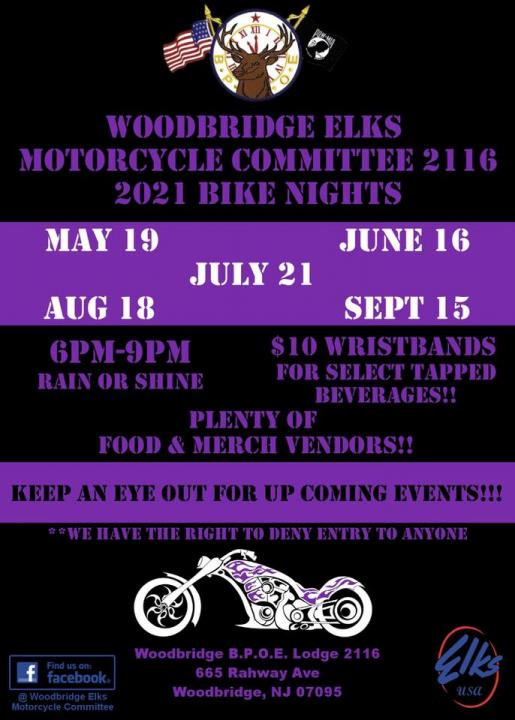 woodbridge elks 1 - Garden State Harley-Davidson